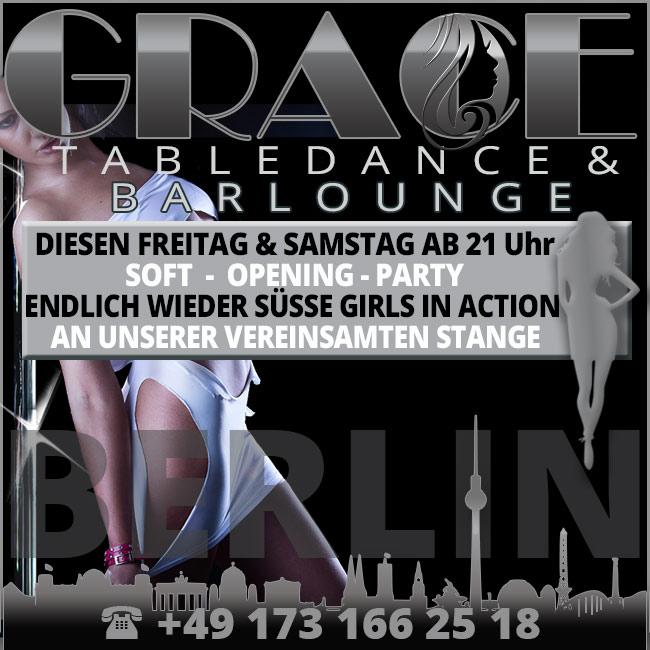Grace Tabledance Berlin
